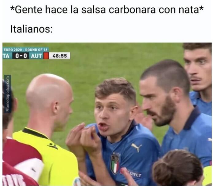 Memes Cuartos Eurocopa 2021