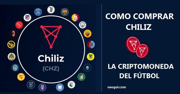 Cómo comprar Chiliz