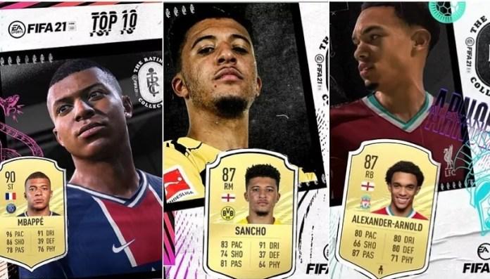 Promesas FIFA 21 Modo Carrera