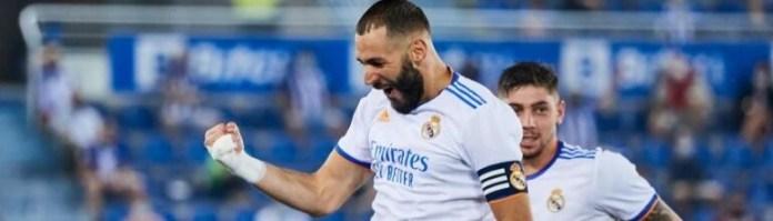 Real Madrid a que hora juega