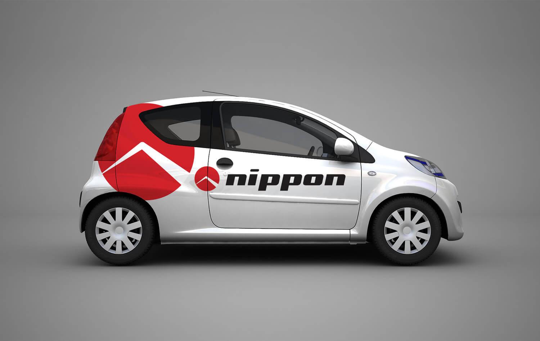 nippon-small-car