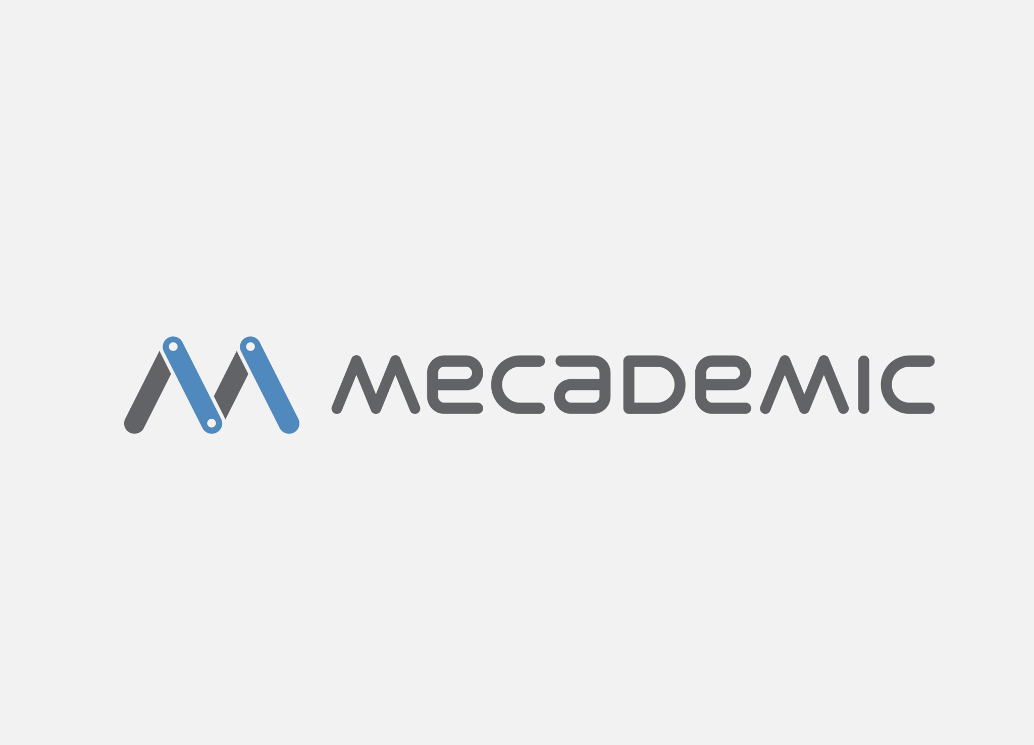 Mecademic Logo Lockup Horizontal