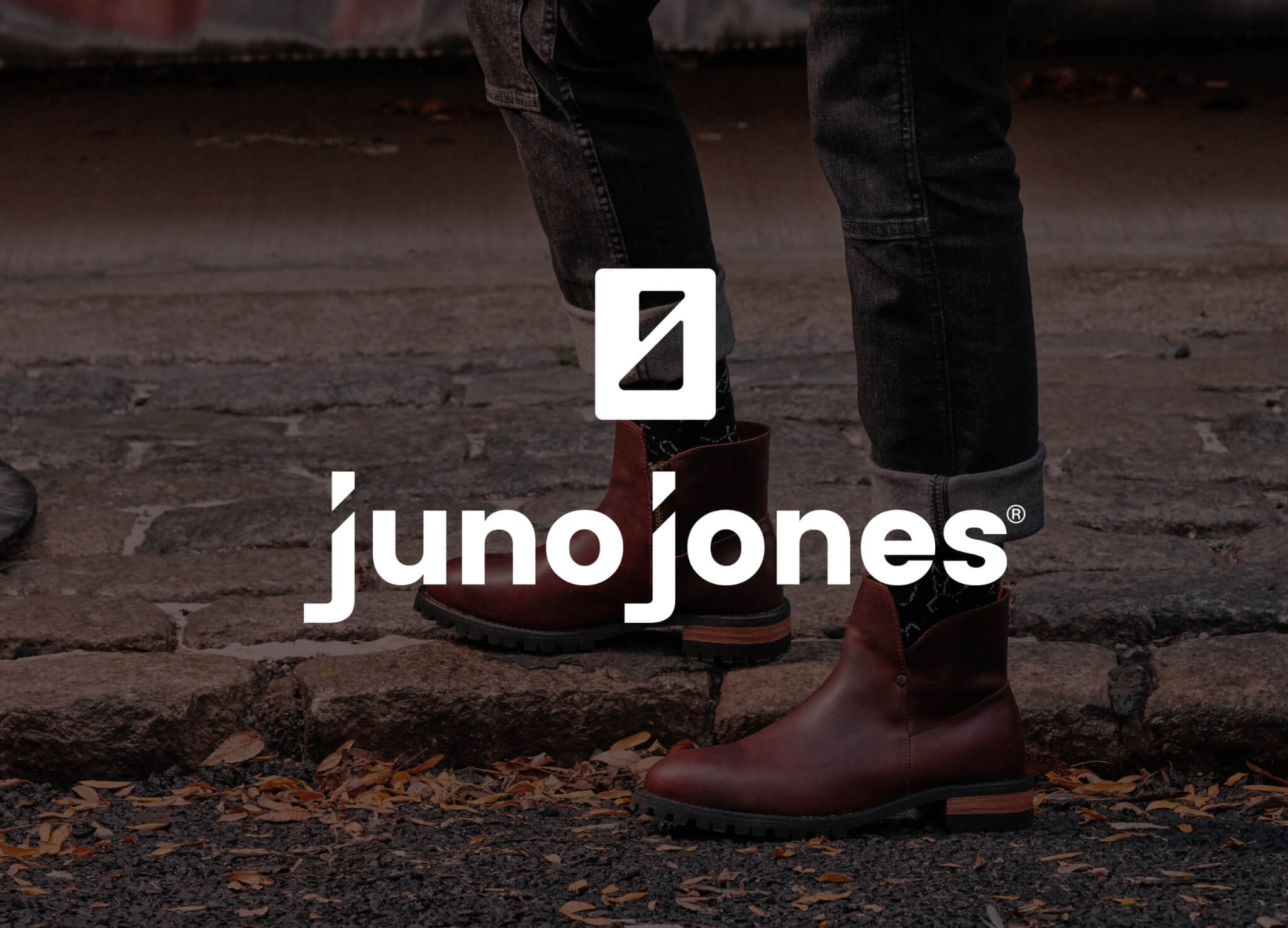 Juno Jones Meti Boots Brown
