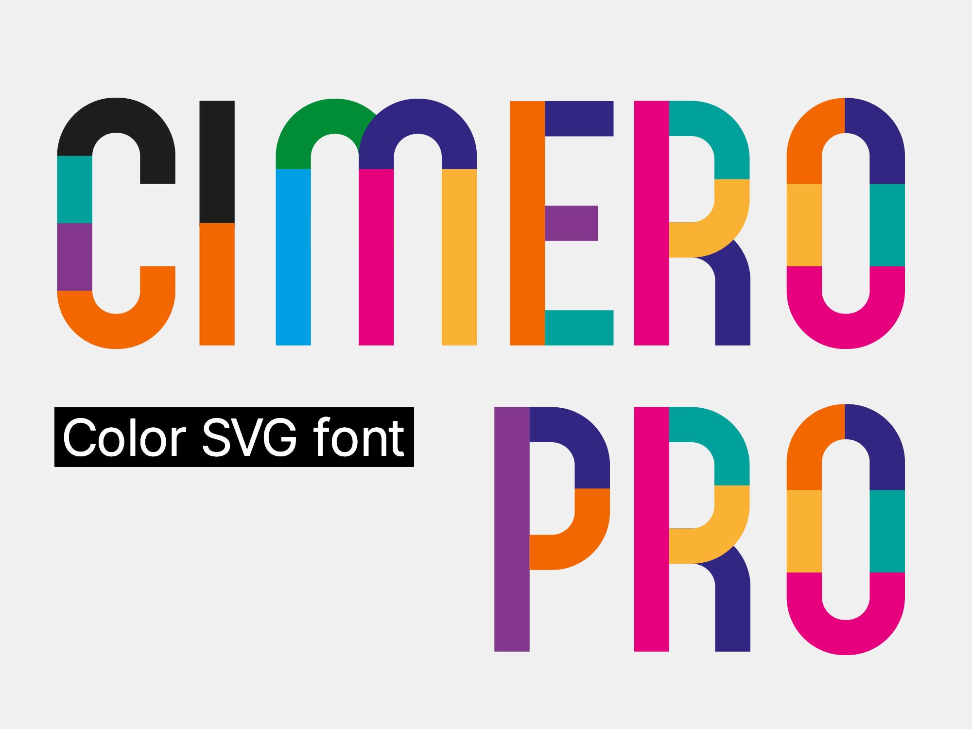 Cimero Pro Main Sample