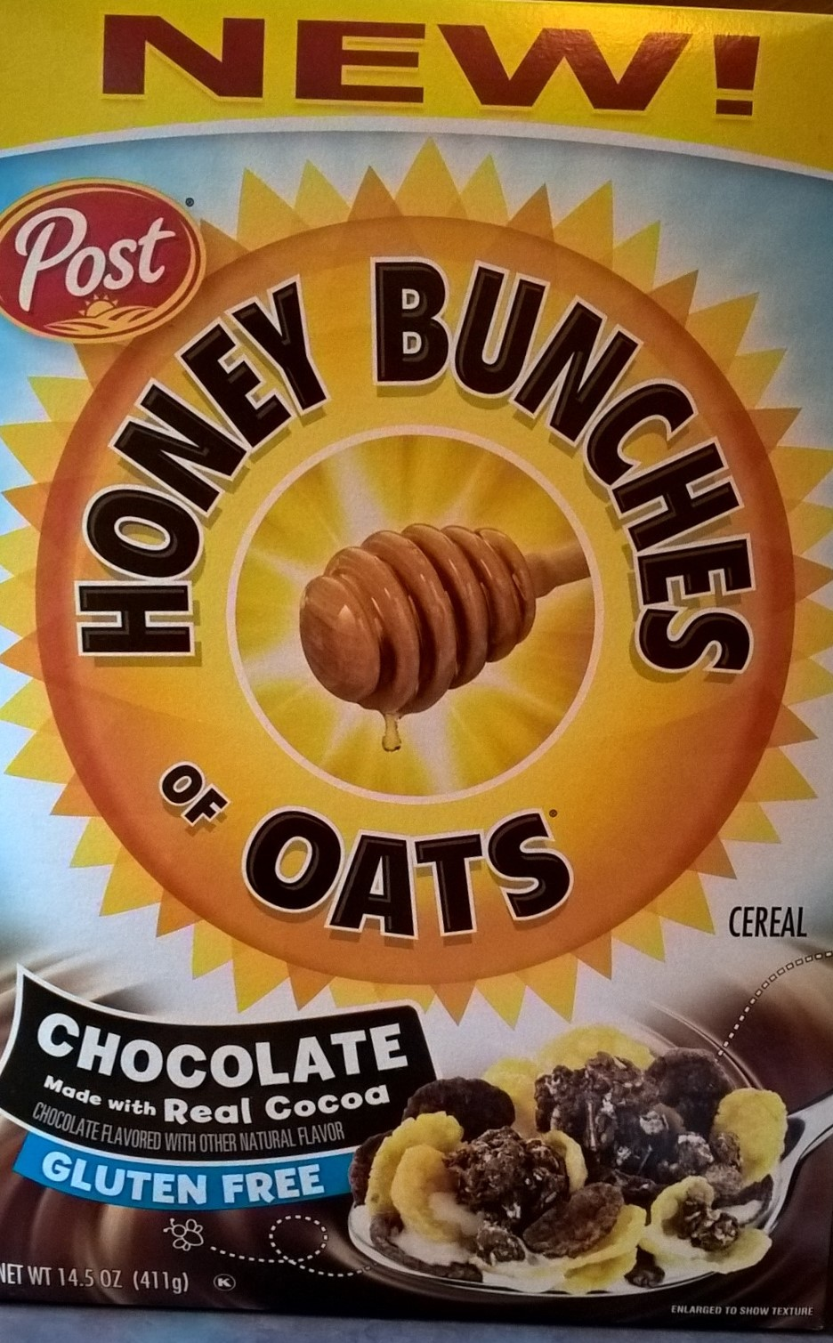 Honey Bunches of Oats – Chocolate – Gluten Free