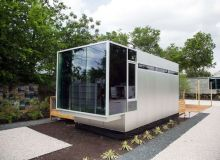 Casa prefabricada inteligente Kasita, minimalismo y comodidad unidos
