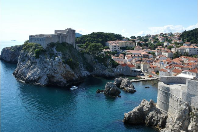 Croatia- King's Landing (season 2 onward), Qarth