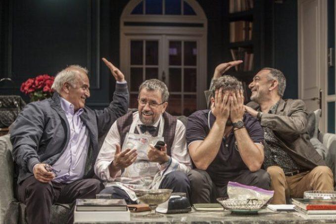 Το «Δείπνο Ηλιθίων» επιστρέφει για 4η χρονιά στο Θέατρο Κάππα!