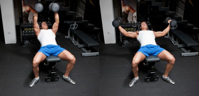 dumbell fly 001 - Best Chest Muscle Exercises