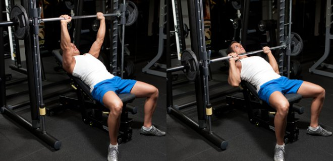 grip press - Best Chest Muscle Exercises