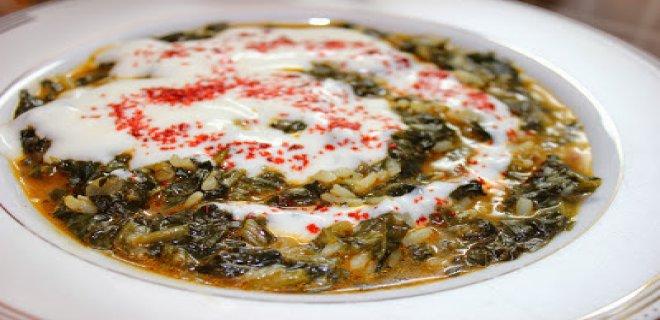 ispanak - Iron-Rich Foods