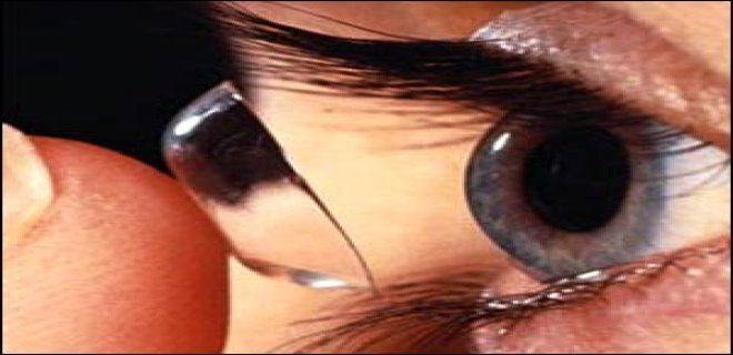kontakt lens 001 - Men Live Only By Color Blindness