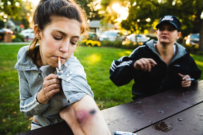 krokodil 003 - Crokodil The Drug That Turns Young People Into A Zombie?