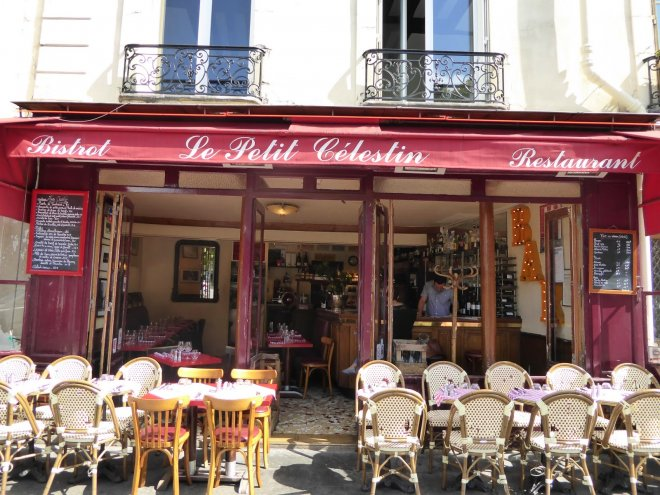 le petit canard - Places To Visit In Paris