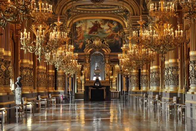 palais garnier - Places To Visit In Paris