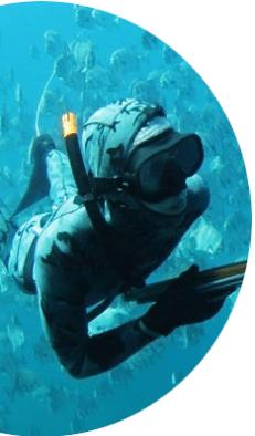 combinaison néoprène chasse sous-marine