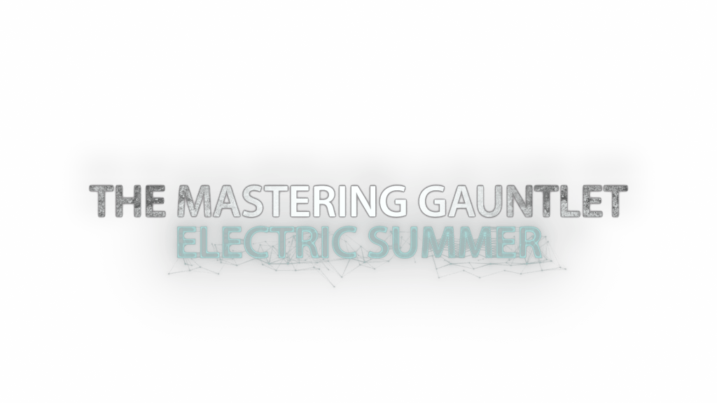 The Mastering Gauntlet Title