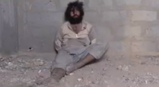 a captured isis fighter admits to working for the us government