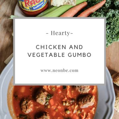 Hearty Chicken and Vegetable Gumbo Recipe