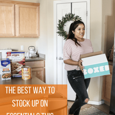 The Best Way To Stock Up On Essentials This Holiday Season