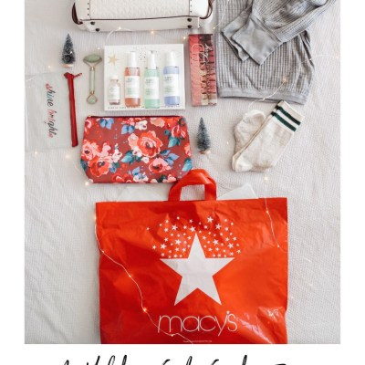 A Holiday Gift Guide For Her: My Favorite Things