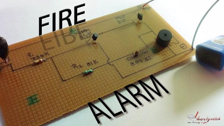 diy fire alarm system