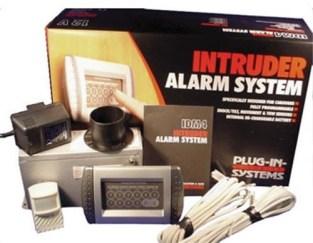 intruder alarm accessories