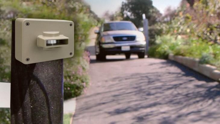 driveway alert alarm system