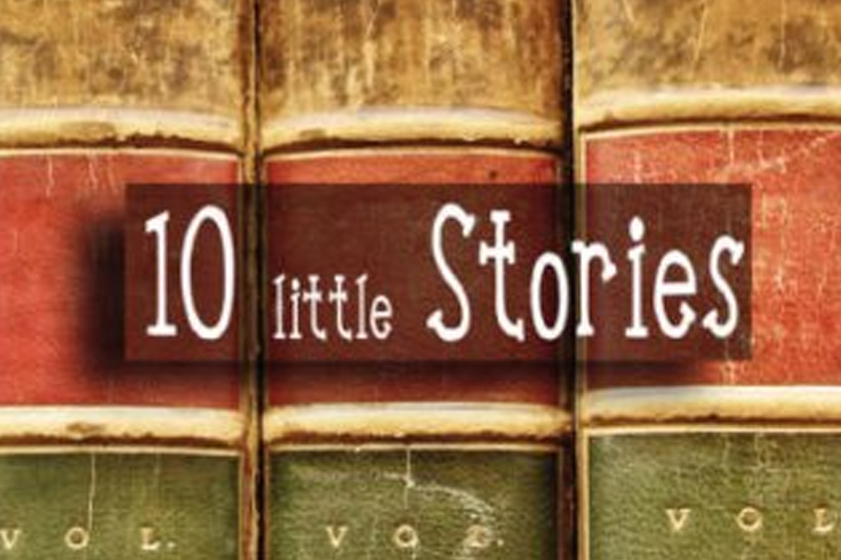 """Review: """"10 Little Stories"""" by Simon Forster"""