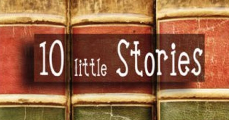 "Review: ""10 Little Stories"" by Simon Forster"