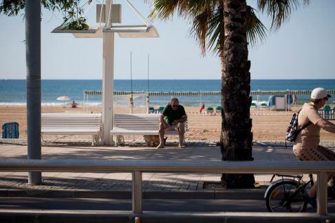 Cambrils Beach