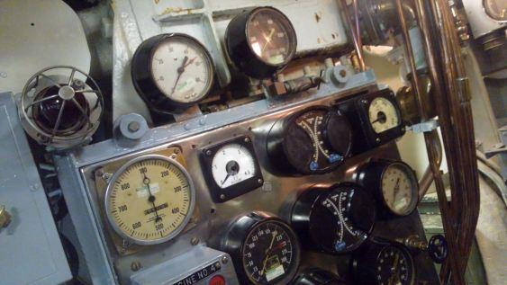 Submarine DialsDials