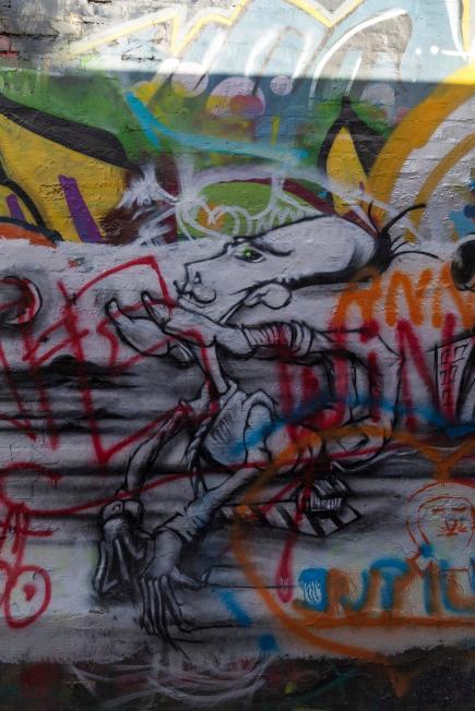 Graffiti Street, Ghent