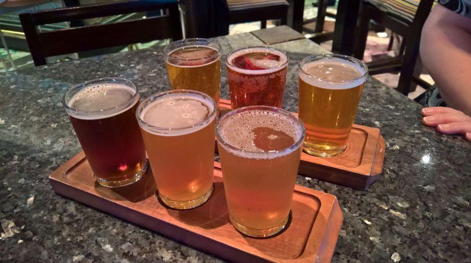 Beer Flights