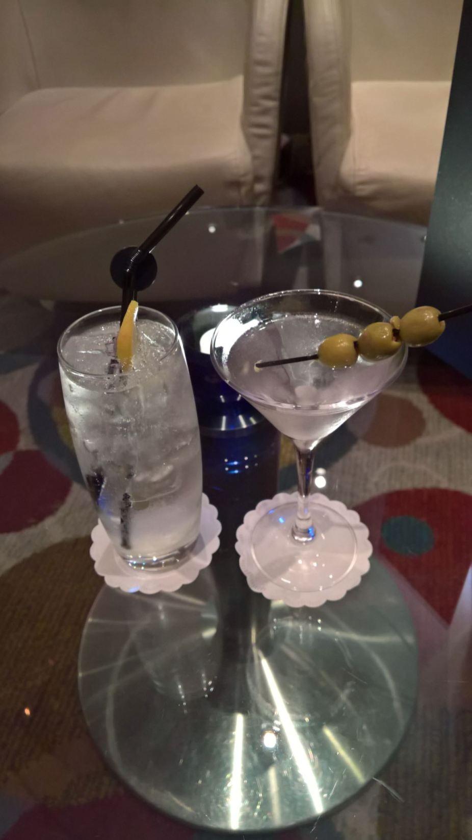 Formal Evening Drinks