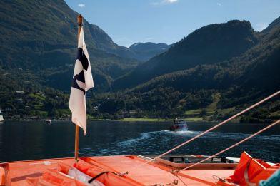 Crown Princess Tender Boat