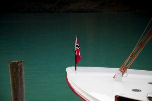 Norwegian Boat Flag
