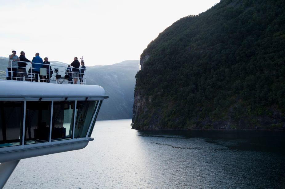 Geirangerfjord Cruise