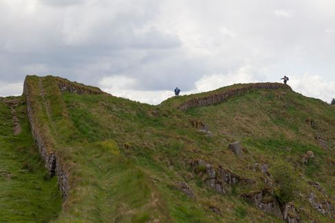 Hadrian's Wall Arseholes