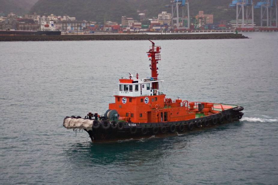 Keelung Port, Boat