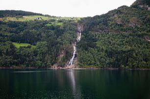 Olden Waterfall