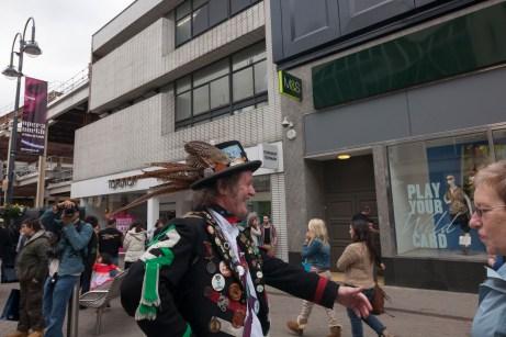 Leeds Morris Dancer