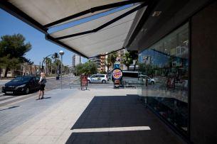 Salou Shop Front