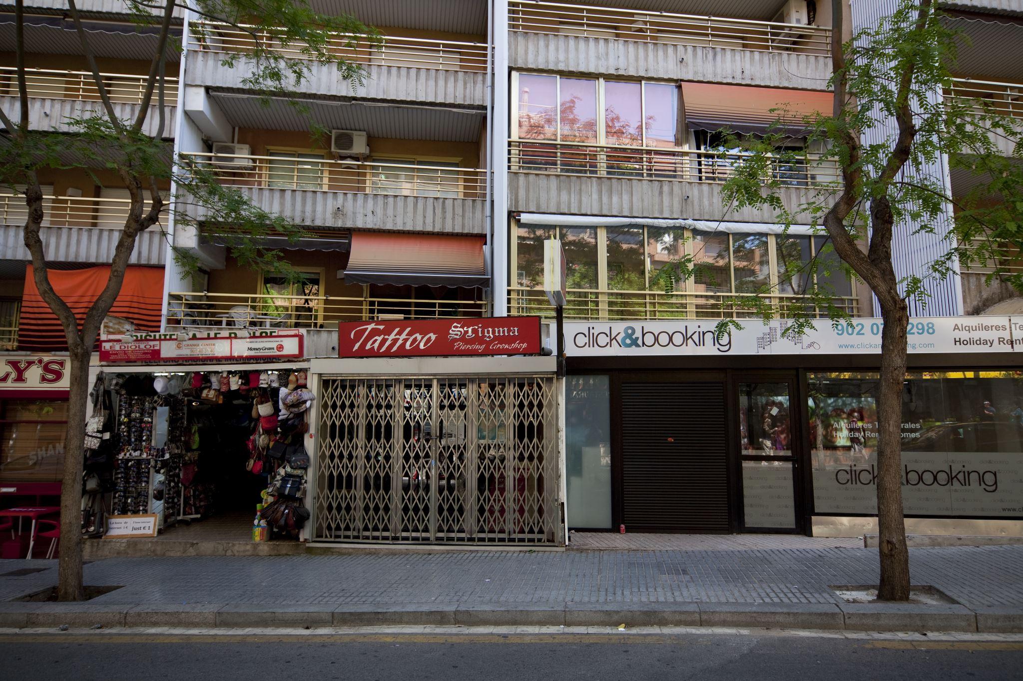 Salou Shops