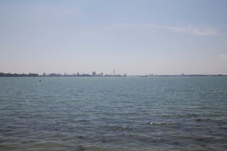 View To Portsmouth