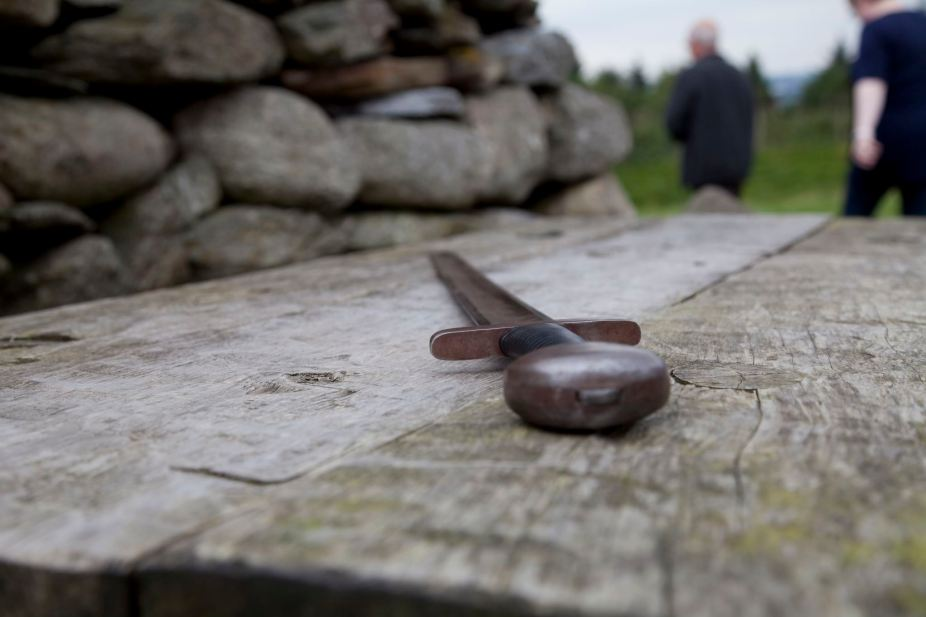 Iron Age Farm Sword