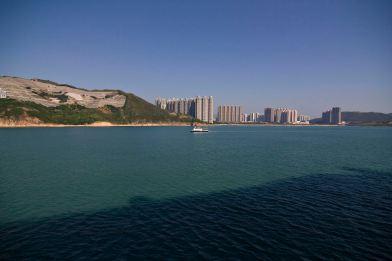 Hong Kong From Diamond Princess