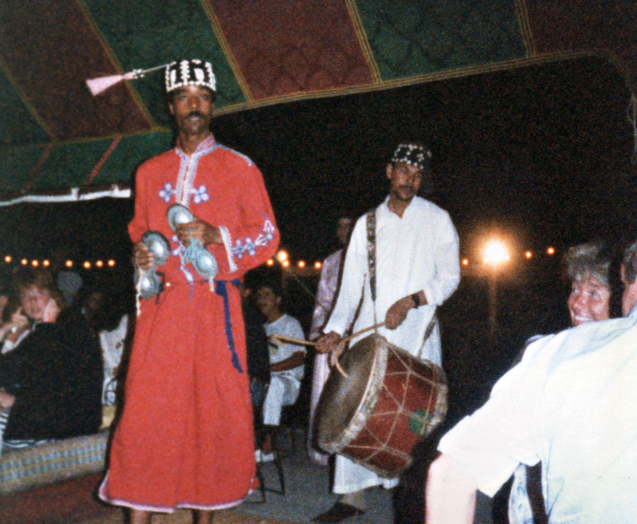 Moroccan Dancers