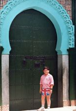Brother, Tangier, Morocco