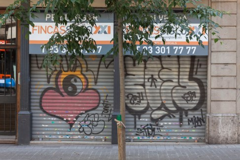Spanish Graffiti